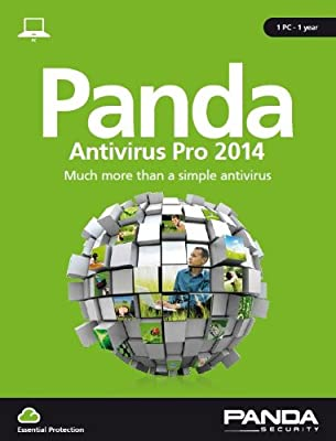 Panda Antivirus Pro 2014 - 1 PC [Download]