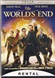 The Worlds End (Dvd, 2013) Rental Exclusive