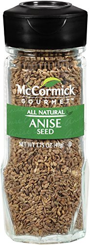 McCormick Gourmet Collection Anise Seed, 1.75 Ounce Unit