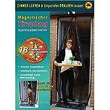 """Insektenschutz """"Magnetic"""" Türvorhang 210 x 100 cm"""