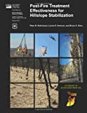 img - for Post-Fire Treatment Effectiveness for Hillslope Stabilization book / textbook / text book