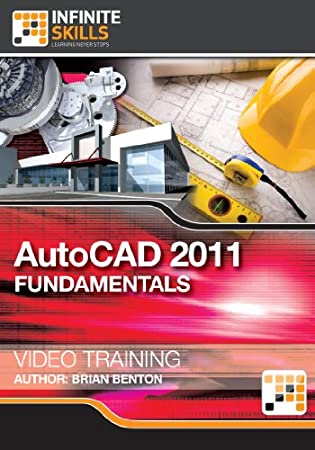 AutoCAD 2011 Fundamentals - Training Course [Download]