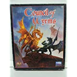 Council of Wyrms (AD&D 2nd Ed Fantasy Roleplaying, 3bks+3maps+12RefCards) ~ Bill Slavicsek