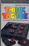 Pressman Think Tac Toe Game