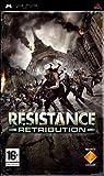 echange, troc Resistance: Retribution (PSP) [import anglais]