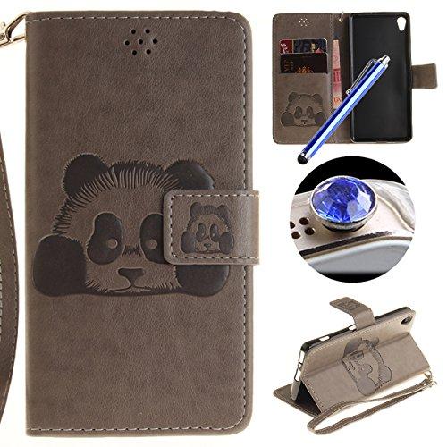 sony-xperia-xa-strap-leather-casesony-xperia-xa-wallet-caseetsue-cute-funny-pressed-panda-design-fol