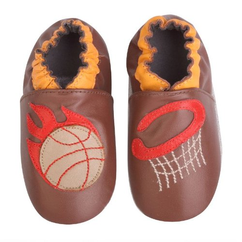 Crib Shoes Momo Baby Soft Sole Baby Shoes Basketball