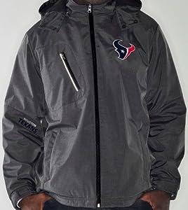 Houston Texans NFL G-III Elite 8 Full Zip Hooded Premium Performance Jacket by G-III Sports
