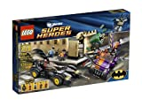 LEGO Super Heroes Batmobile and The Two-Face Chase 6864