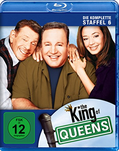 The King of Queens - Die komplette Staffel 6 [Blu-ray]