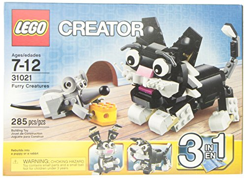 Pic of Legos Creator