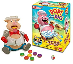 Pop The Pig and Improved Game by Goliath