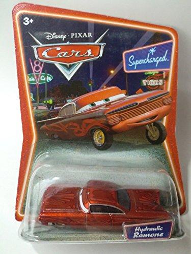 MATTEL Cars Disney Pixar Cars Hydraulic Ramone Supercharged