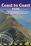 Coast to Coast Path: British Walking Guide: planning, places to stay, places to eat; includes 109 large-scale walking maps (Trailblazer British Walking Guides)