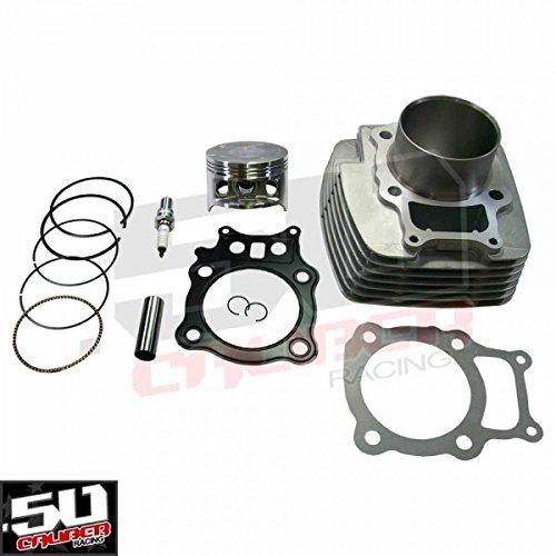 50 Caliber Racing Top End Rebuild Cylinder Kit Honda TRX350 2000-2006 Models ATV