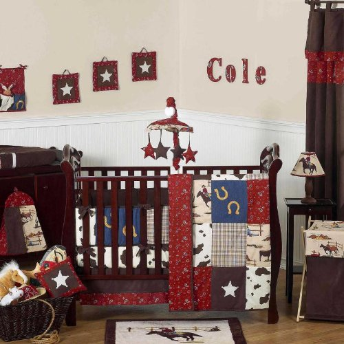 Cocalo Western Baby Bedding