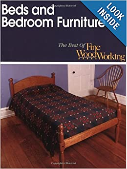 Beds and bedroom furniture best of fine woodworking for Bedroom furniture amazon