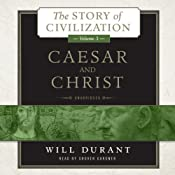 Caesar and Christ: The Story of Civilization, Volume 3 | [Will Durant]