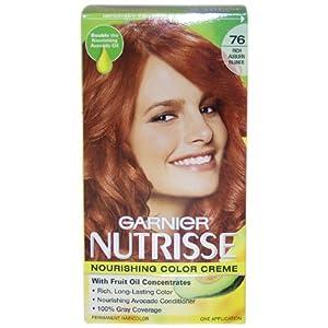 amazon   garnier nutrisse nourishing color cr me 76