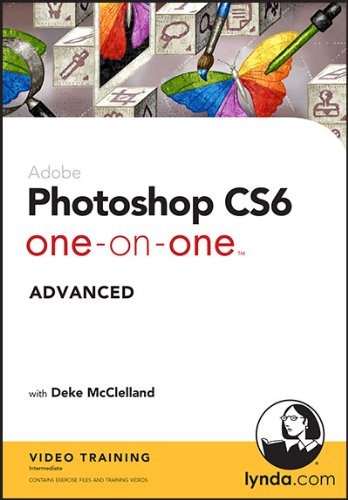 Photoshop CS6 One-on-One: Intermediate (PC/Mac)