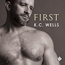 First Audiobook by K.C. Wells Narrated by Gregory Salinas