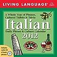 Italian Phrase-A-Day Calendars