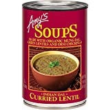Amy's Soups, Curried Lentil, 14.5 Ounce (Pack of 12)