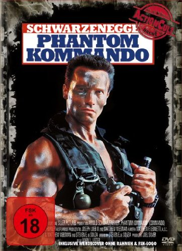 Phantom Kommando (Action Cult, Uncut) [Director's Cut]