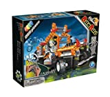BanBao Radio Control Construction Vehicle -  Orange - 265 Pieces