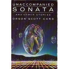 Unaccompanied sonata