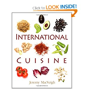 International Cuisine - Jeremy MacVeigh
