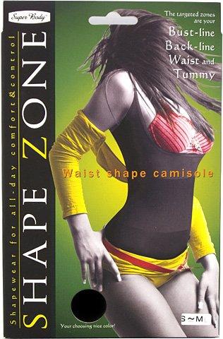 Shape Zone High Waist Girdle Hip Size M-L 87-100 CM