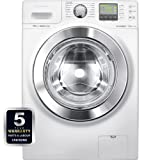 Samsung WF1114XBD - 1400 spin, 11kg capacity Washing Machine with eco bubble technology in White