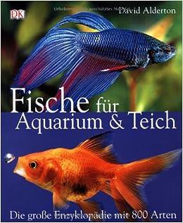 Fische f r aquarium teich die grosse enzyklop die mit for Aquarium fische arten