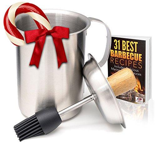 a1pp-marinade-sauce-pot-w-silicone-basting-brush-tailgating-grill-basters-bonus-bbq-recipes-ebook-st