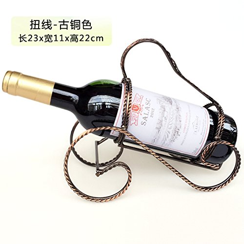 fini-en-acier-inoxydable-wine-rack-porte-parole-tient-deboutacier-inoxydable-europeen-fer-forge-losi