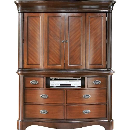 granby media armoire bedroom armoires. Black Bedroom Furniture Sets. Home Design Ideas
