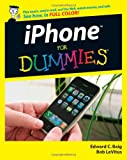 iPhone For Dummies (For Dummies (Computers))