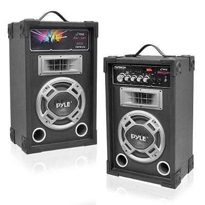 Pyle 800 Watt 2-Way Speaker Systems from Pyle