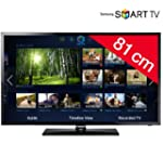 SAMSUNG UE32F5300 LED Smart TV + 2 YE...