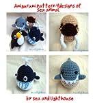 Sea Animal Egg Dolls Crochet Pattern...