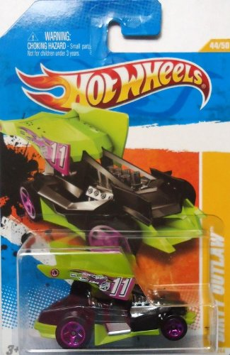 2011 Hot Wheels 44/244 - Dirty Outlaw