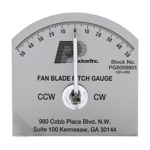 JS-Tecumseh PG5099801 Fan Blade Pitch Gauge N/A (Fan Blade Pitch Gauge compare prices)