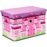 Kidoozie Princess Castle Toy Box