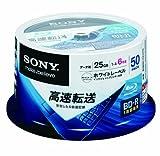 SONY Blu-ray Discs 50 Spindle - BD-R 25GB 6X (2011)