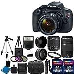 Canon EOS Rebel T5 Digital SLR + cano...