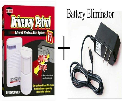 Driveway Patrol Alarm