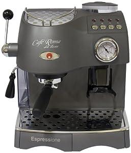 deluxe espresso machine