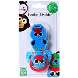 1st Step Soother & Holder - BLUE, 0M+