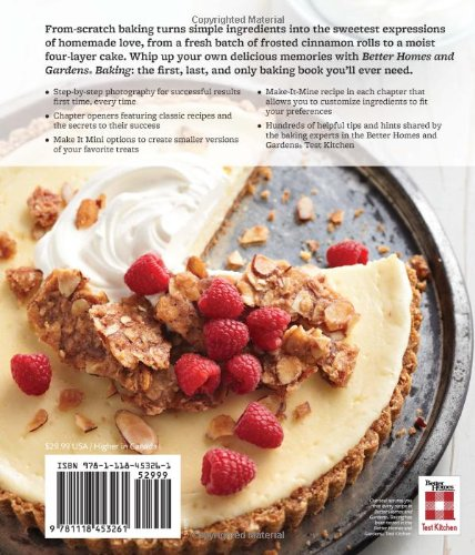 Better Homes And Gardens Baking More Than 350 Recipes Plus Tips And Techniques Better Homes